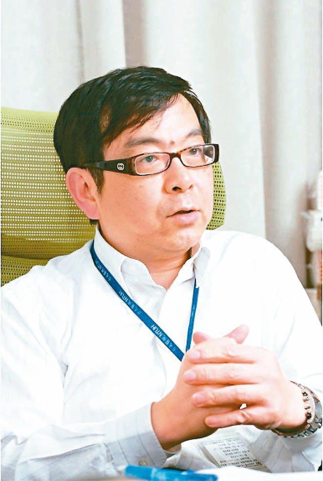 台灣感染症醫學會理事長黃立民。圖/本報資料照片