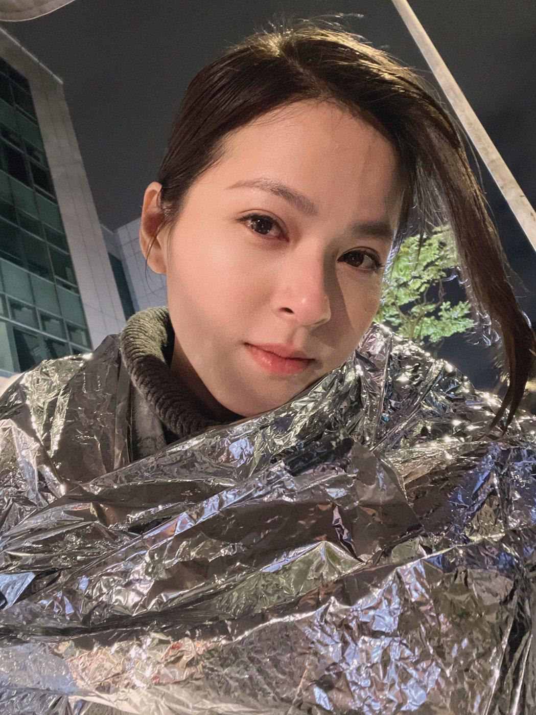 蘇晏霈被封史上最悲慘女主角,在「多情城市」中深愛的人都走了,劇中苦情哭不停。圖/...