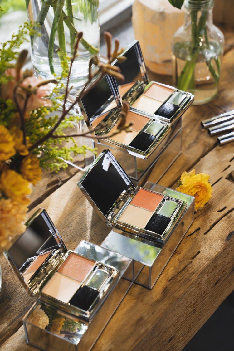 RMK棕采調色頰盒/全4色/1,450元。圖/RMK提供