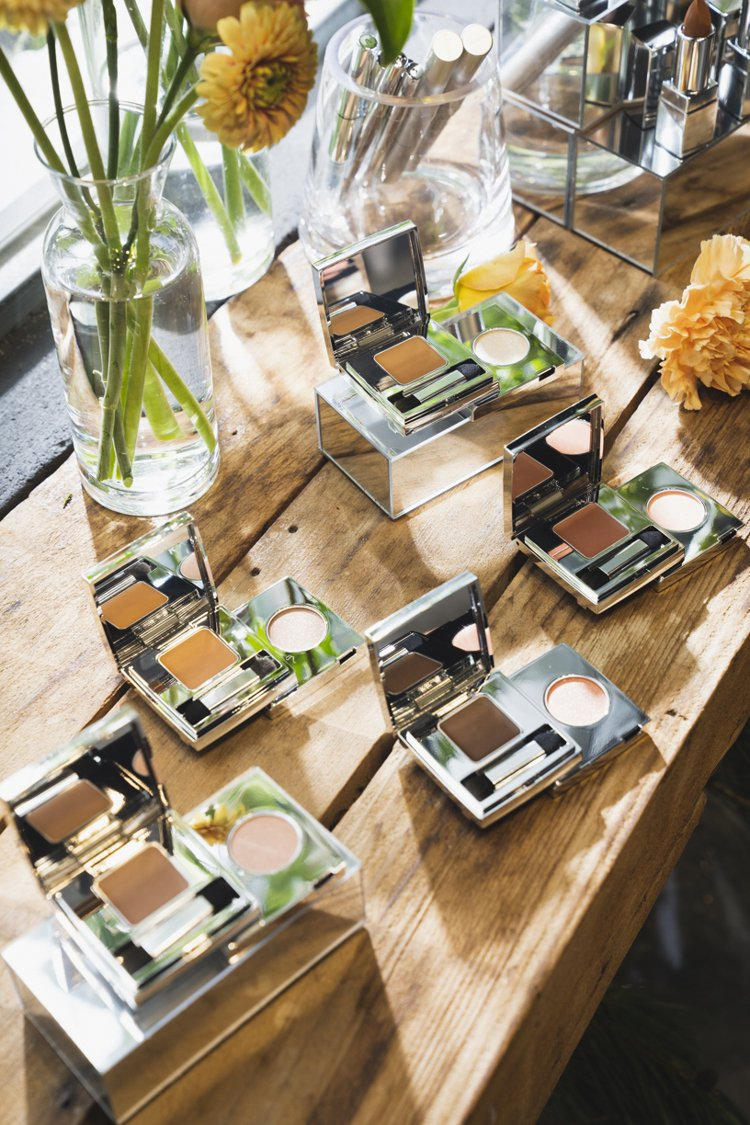 RMK棕采調色眼盒/全5色/1,450元。圖/RMK提供