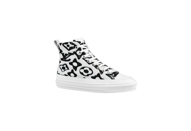 路易威登 x Urs Fischer運動鞋,33,600元。圖/LV提供
