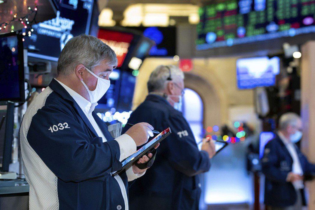美國「藍色浪潮」成形,正洶湧推升全球風險資產價格水準。(美聯社)