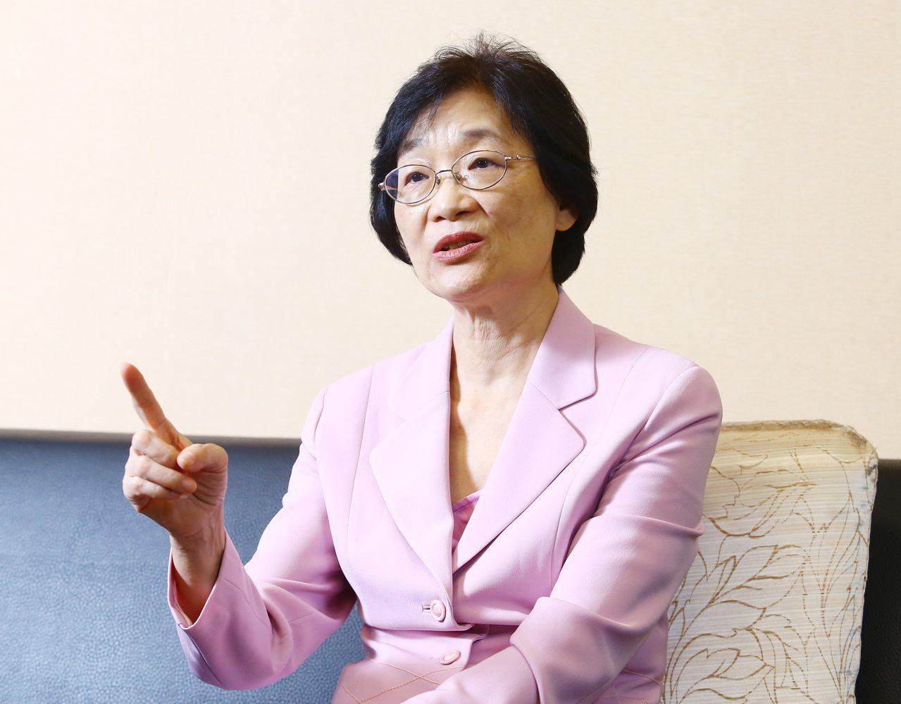 王清峰多年來到許多落後國家協助改善生活品質,雖然很累,但卻讓她相當有成就感。記者...