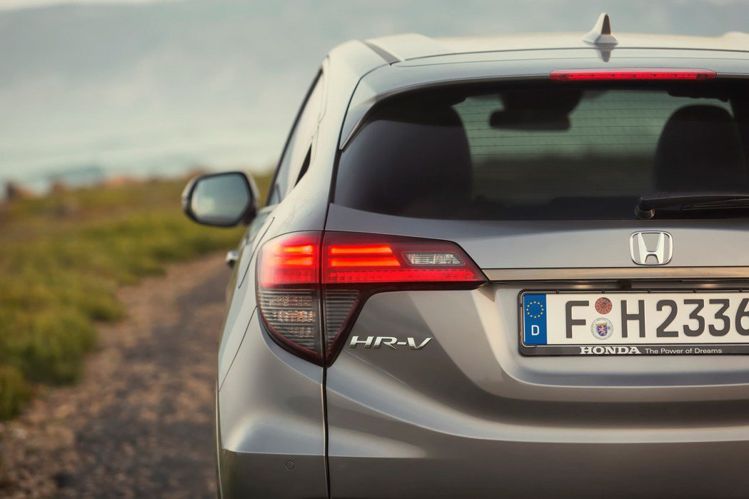 現行第二代的Honda HR-V預計將在今年2月中迎接大改款車型。 摘自Hond...
