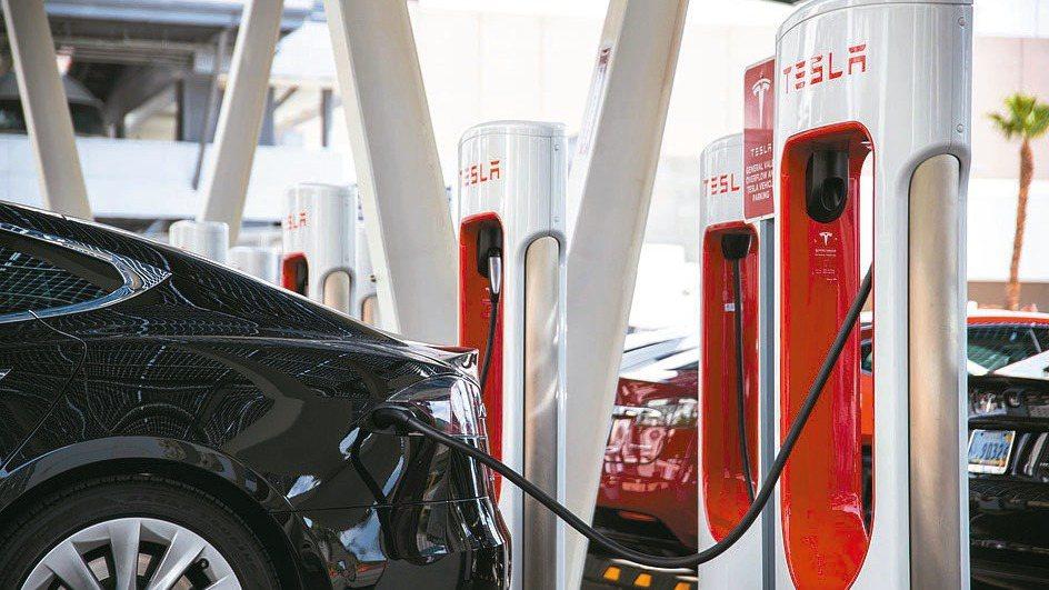 歐美國家對環保規定日益嚴格,電動車也是政府所推動的方向,將帶動相關商機。 美聯社