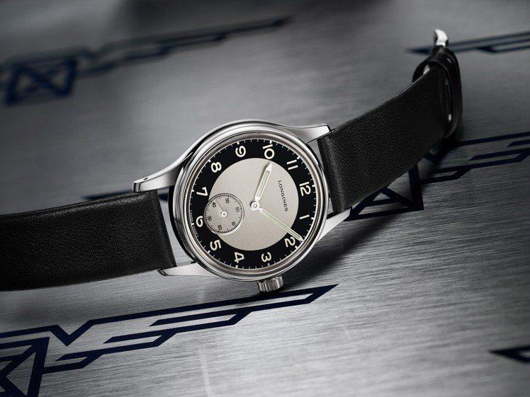 浪琴(Longines)選擇從1940年代的一只懷舊時計再出發,推出Tuxedo...