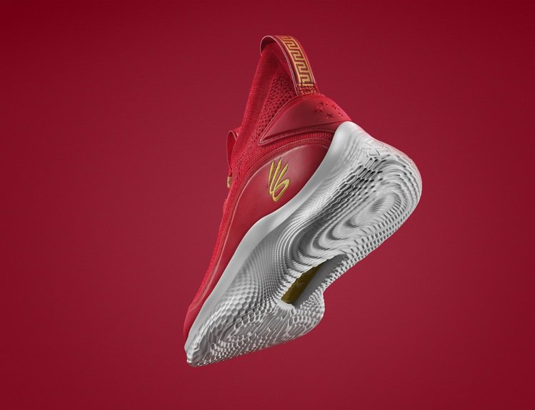 UNDER ARMOUR CURRY FLOW 8籃球鞋5,280元。圖/UND...