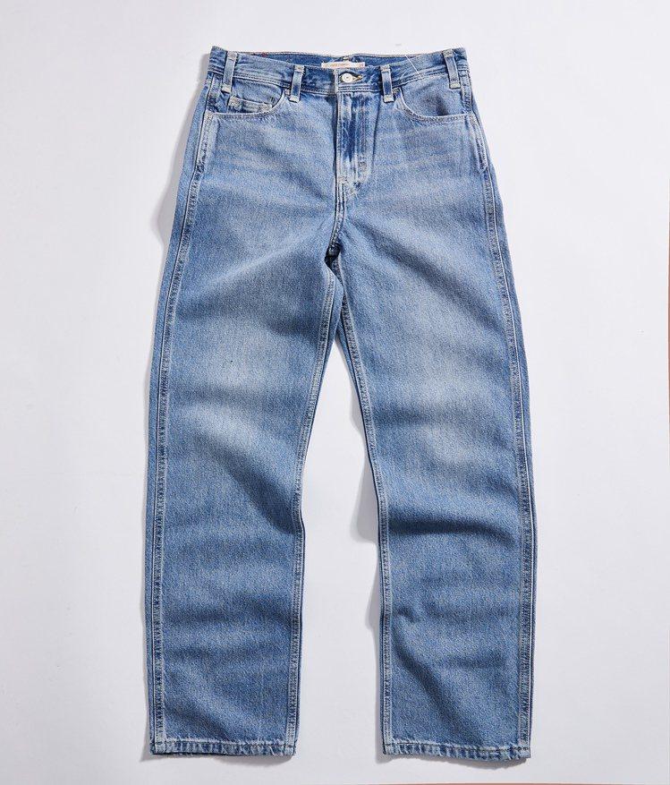 LEVI'S RED女裝Loose Straight寬鬆廓型直筒牛仔4,390元...