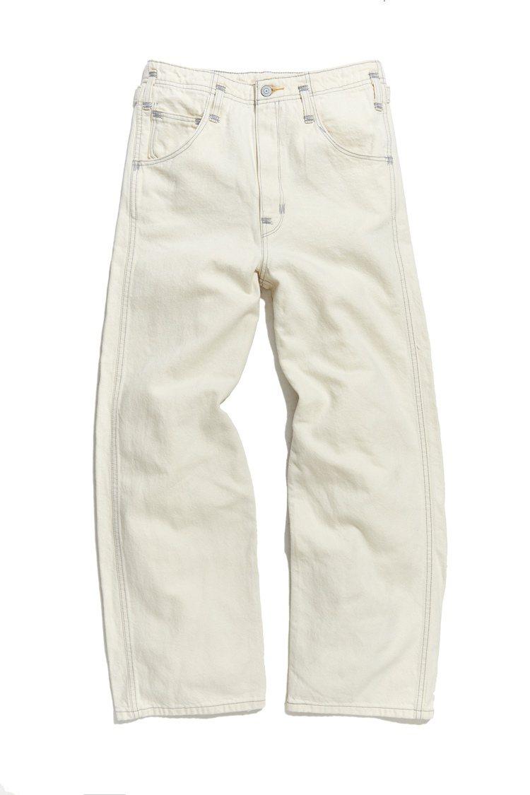 LEVI'S RED女裝High Loose復古極高腰牛仔褲4,390元。圖/L...