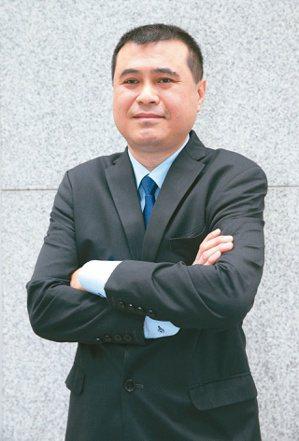 台新投顧副總經理黃文清。 (本報系資料庫)