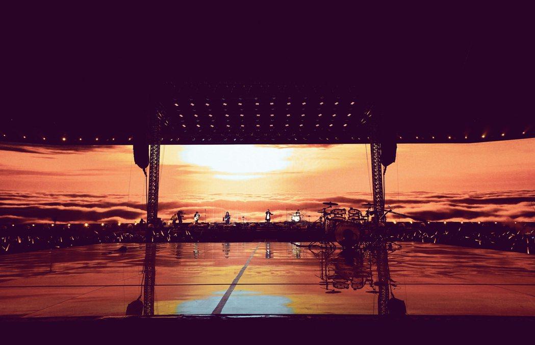 五月天「好好好想見到你」演唱會今晚邁入第5場。圖/相信音樂提供