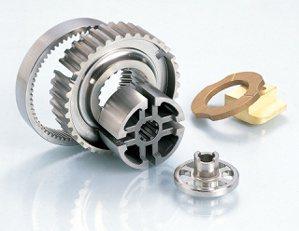 旭宏生產的汽車引擎發動機零件。旭宏/提供