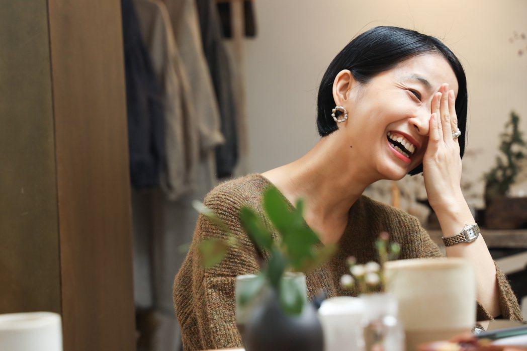 Ruby:我希望茶館就像咖啡館一樣,有不同風格存在。 圖/吳致碩攝影