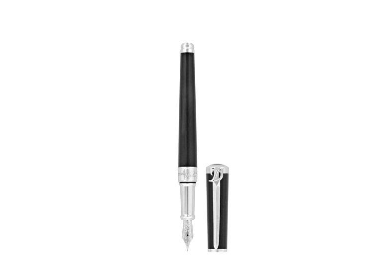 SWORD系列筆具鋼筆,23,900元;另外備有鋼珠筆可選,18,100元。圖/...