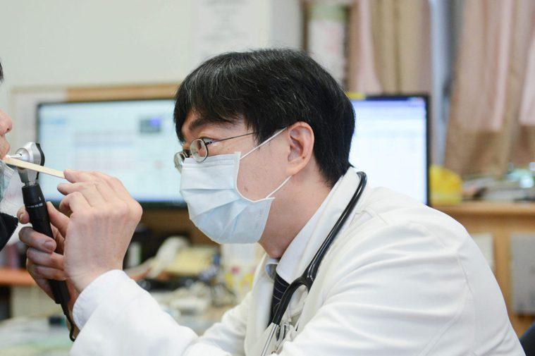 台北慈濟醫院兒科部醫師吳秉昇。圖/台北慈濟醫院提供