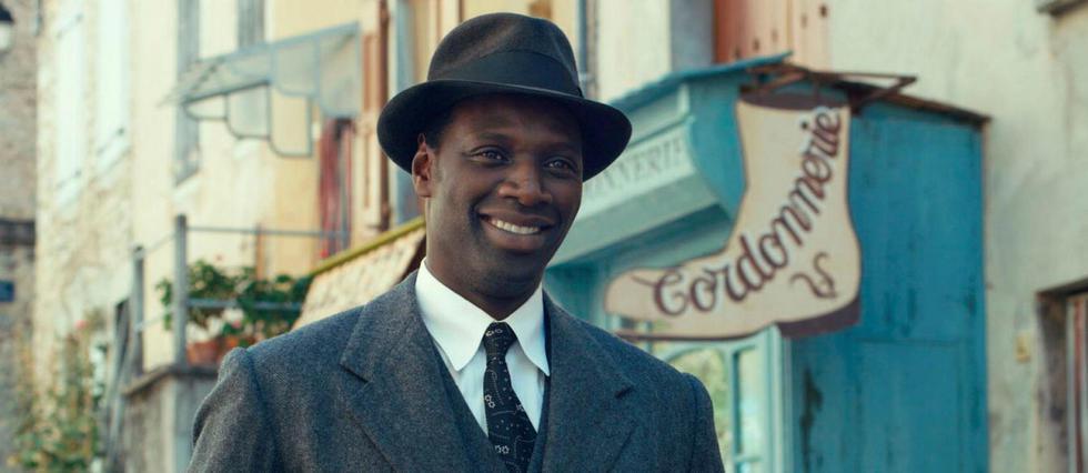 歐馬希是第一位主演「亞森羅蘋」影片的黑人男星。圖/摘自Netflix