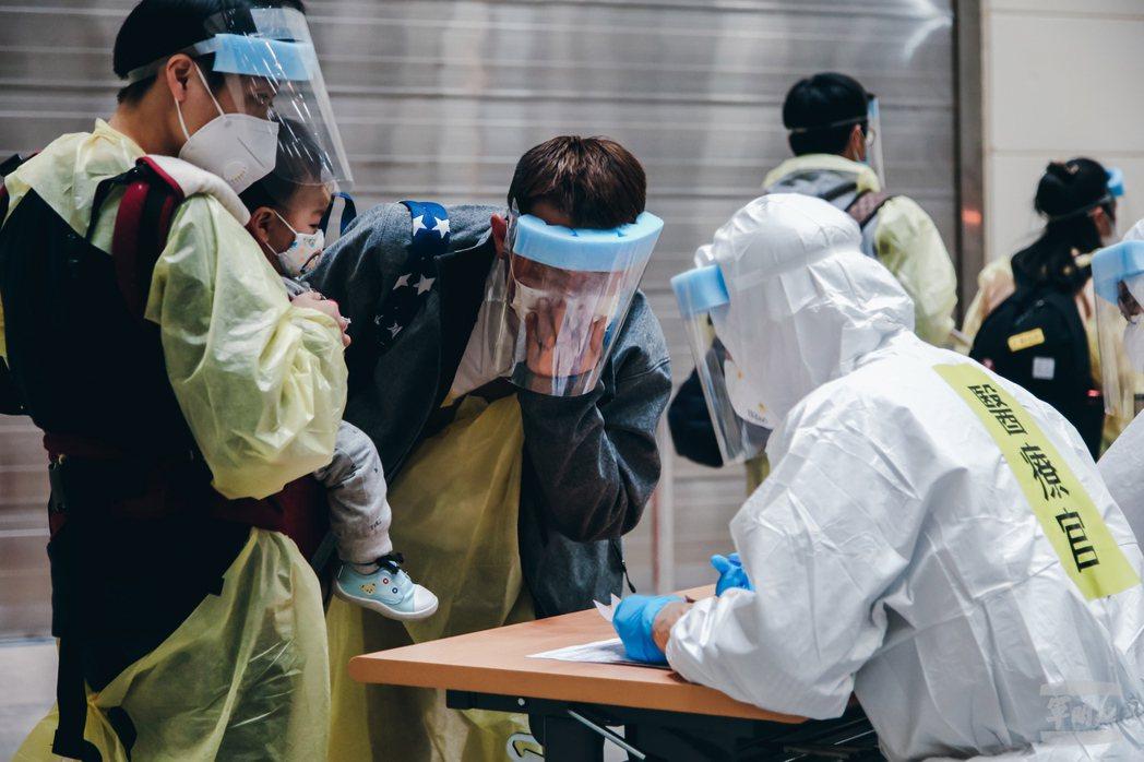 台灣是海島,在疾病地理學上有著利於防堵與撲滅的防疫優勢。 圖/歐新社