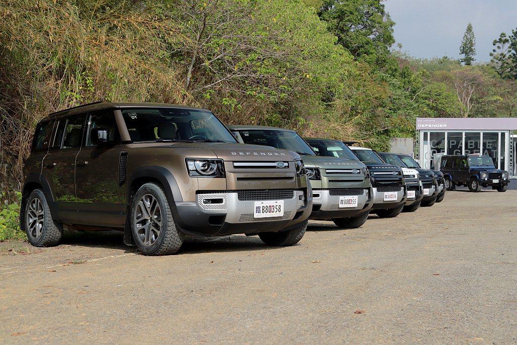 新世代Land Rover Defender不僅帶來耳目一新的外觀造型以及更換承...