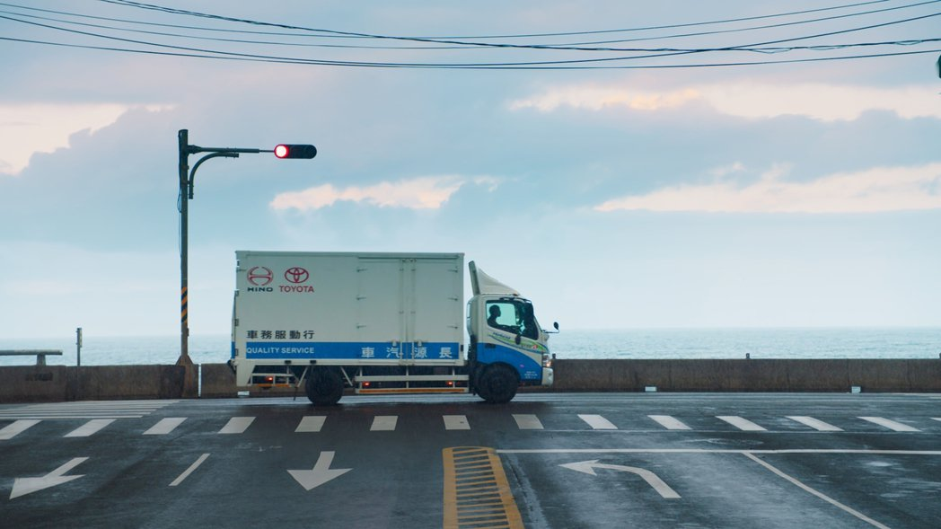 行動服務車,提供企業客戶到府保養服務。 圖/和泰汽車提供