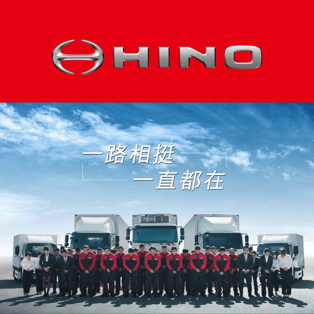 HINO「一路相挺、一直都在」影片找彩蛋活動自2021年1月11起自2月24日止...