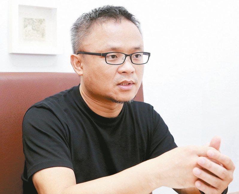 導演黃嘉俊。聯合報記者屠惠剛/攝影 (圖/聯合報系新聞資料庫照片)