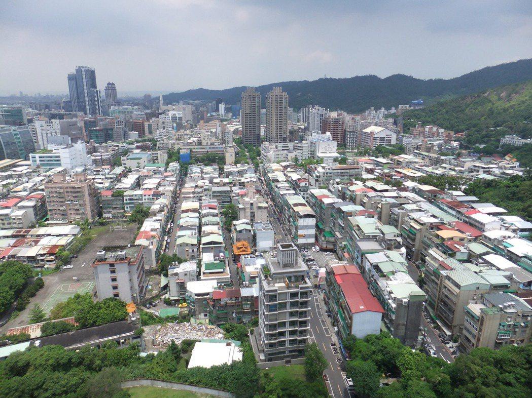 房市示意圖。聯合報系資料照片/記者游智文攝影
