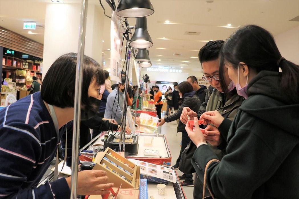 「2021高雄海味-年節採購季」首發前進新竹Big City遠東巨城購物中心,現...