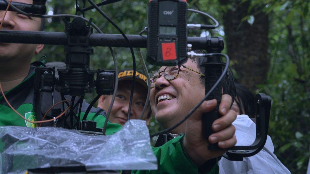 年過70的香港名導許鞍華(右),從影超過40年,是香港電影金像獎最佳導演紀錄保持