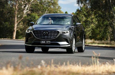 豪華尊榮的享受! 新年式Mazda CX-9澳洲導入第二排獨立座椅設定!