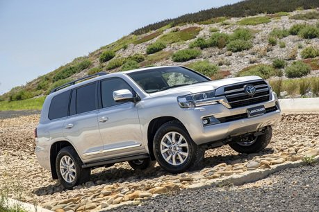 限量V8動力Toyota Land Cruiser Horizon澳洲限定上市!