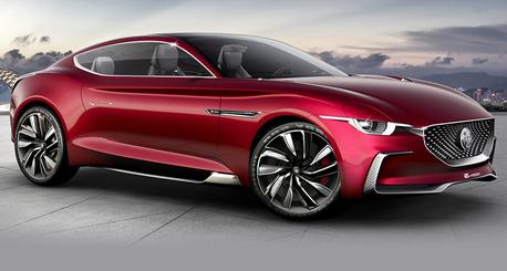 MG今年將發表新電動雙門旗艦跑車?