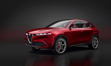 羅密歐的第二款休旅! 外傳Alfa Romeo Tonale將於今年秋季發表