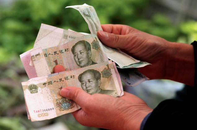 中國大陸去年12月通脹0.2%,高於市場預期。全年升2.5%。(路透資料照片)