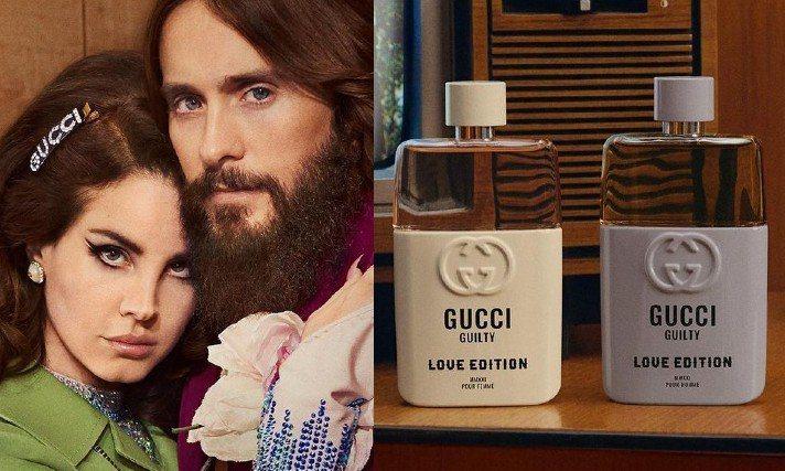 Gucci推出Love Edition「罪愛無畏情侶對香」,慶祝自由獨特和不落俗...