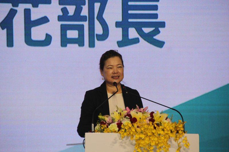 經濟部長王美花。記者鍾泓良/攝影