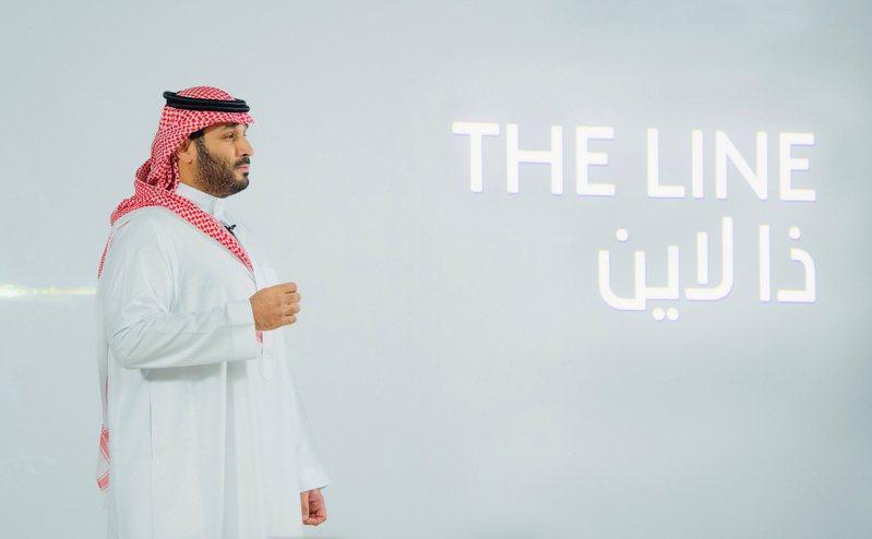 沙烏地阿拉伯王儲薩爾曼親王10日宣佈,將在沙漠城市「新未來」中,打造一個零汽車、零馬陸、零碳排放的未來城市「The Line」。路透
