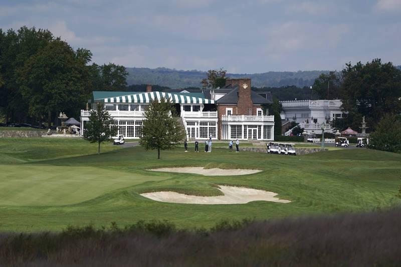 美國職業高爾夫球協會PGA宣布,經委員投票後通過,取消位於紐澤西州貝德明斯特的川普國家高球俱樂部舉辦2022年PGA錦標賽的資格。美聯社