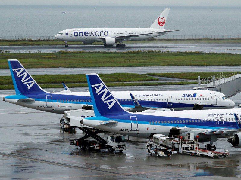 全日空、日本航空兩個「死對頭」都不想整合為一家公司。路透