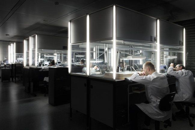 製表工藝被聯合國教科文組織認定列入人類非物質文化遺產代表作。此為高級製表品牌HU...