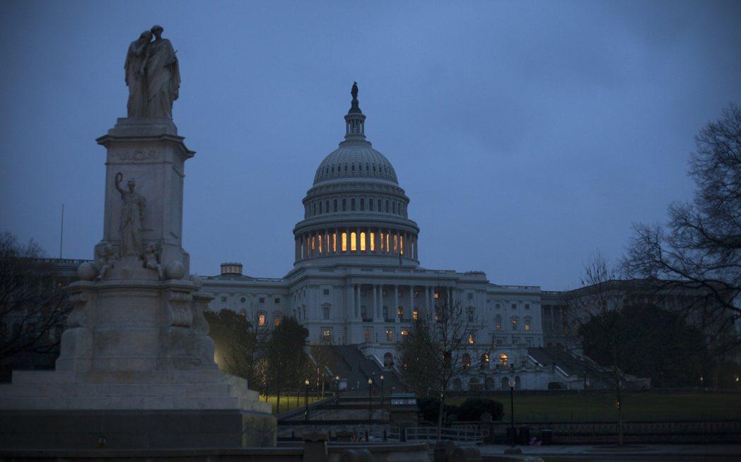 美國國會大廈地下至少有19條地道,且有些供日常使用。美聯社