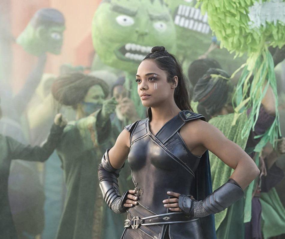 泰莎湯普森扮演的女武神,還會在「雷神索爾4」出現。圖/摘自imdb