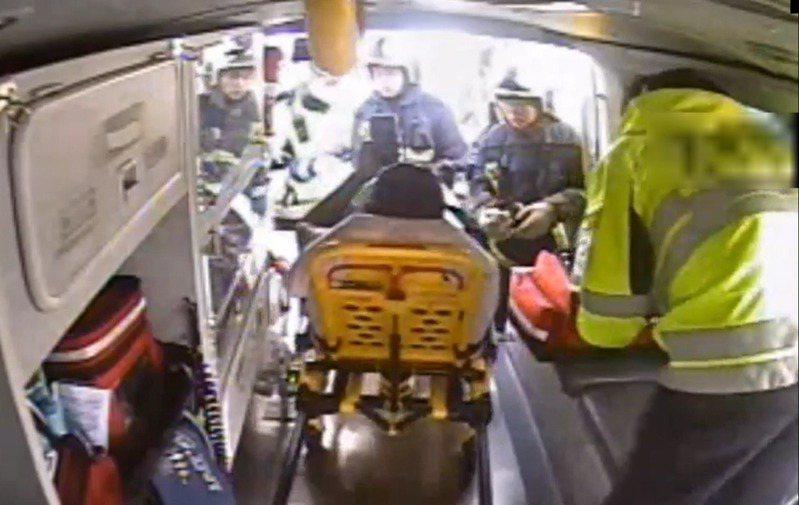 北部某醫院外傳有確診新冠肺炎疫情患者入住,但醫院不作回應。圖/報系資料照