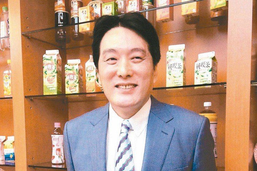 統一企業董事長羅智先。(本報系資料庫)