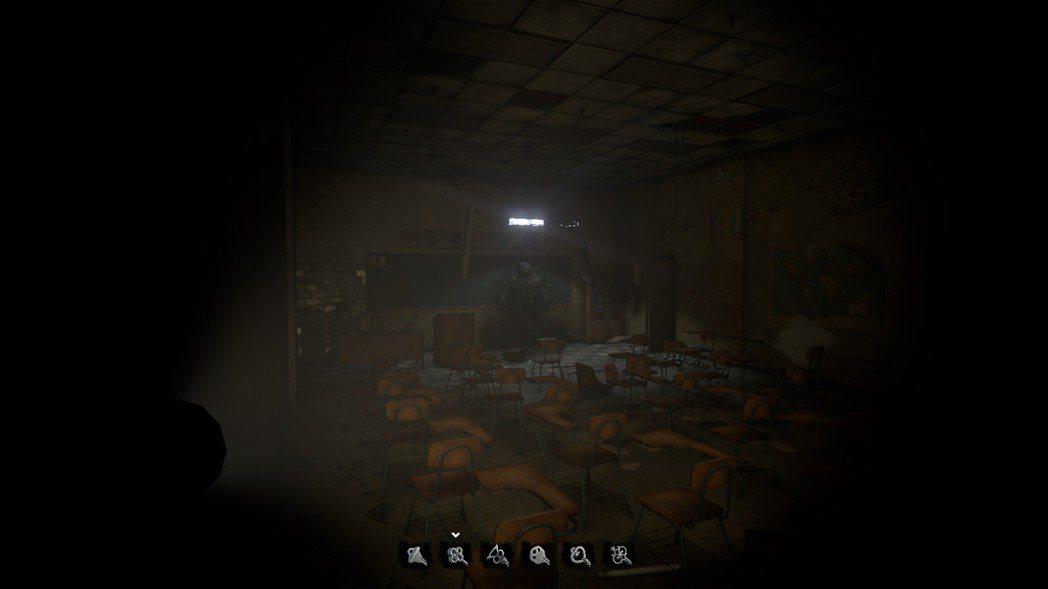 《Under Lock》遊戲畫面|圖源Steam
