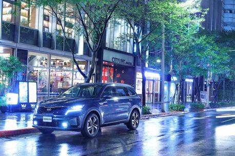 KIA 2020台灣銷量創新紀錄! 大改款Sorento不到兩個月接單破300台!