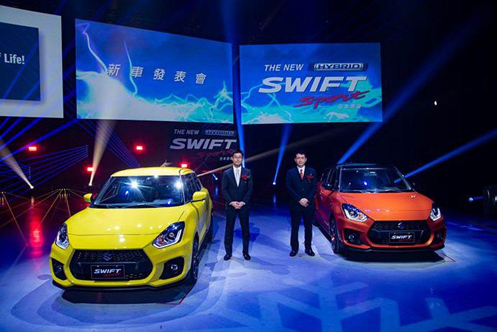 小改款Suzuki Swift、Swift Sport發表後,將在今年帶動另一波...