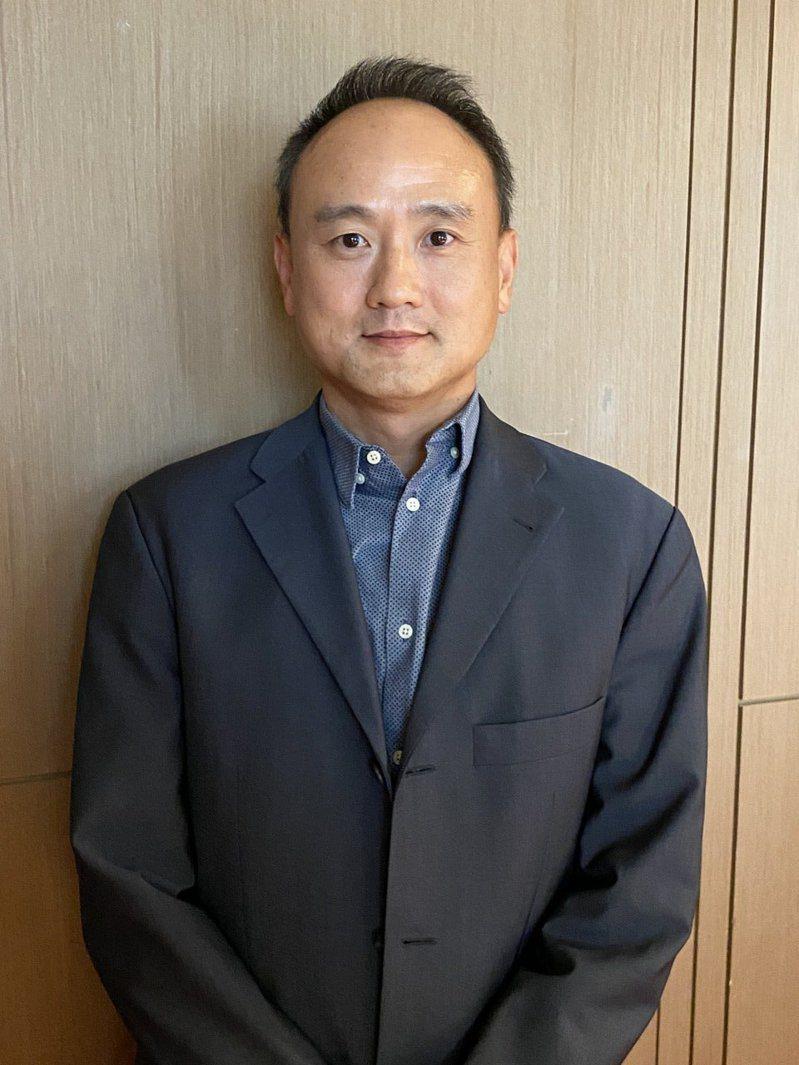 元山科技總經理劉賢文。記者吳凱中攝影/報系資料照