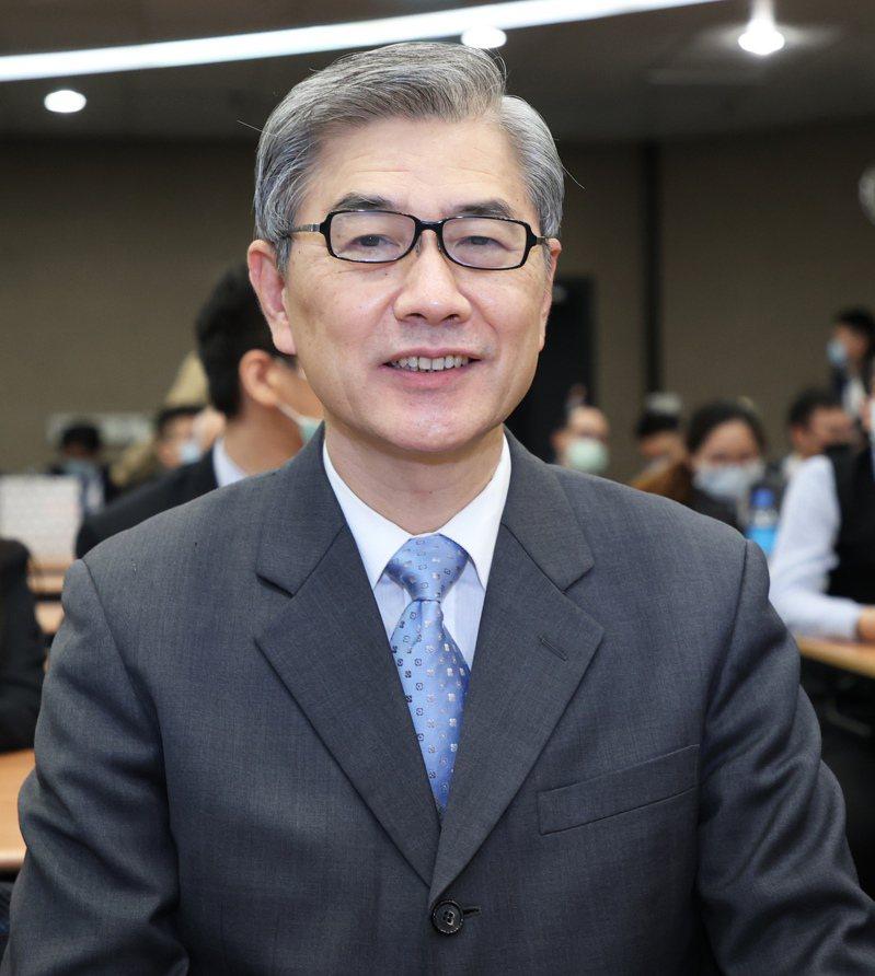 金管會主委黃天牧。 記者潘俊宏攝影/報系資料照