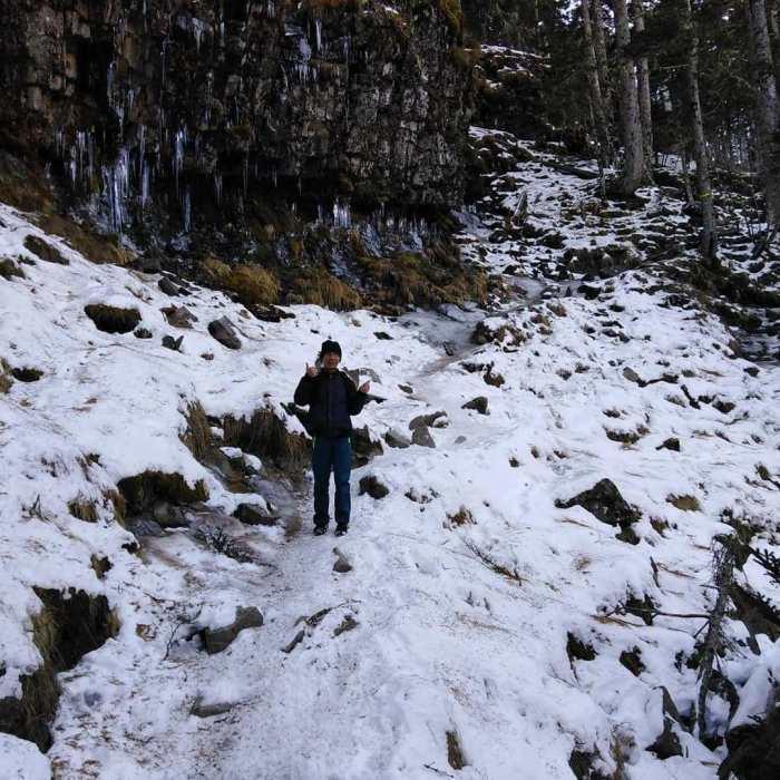 雪霸國家公園-雪山。 圖/IG, chagi0513