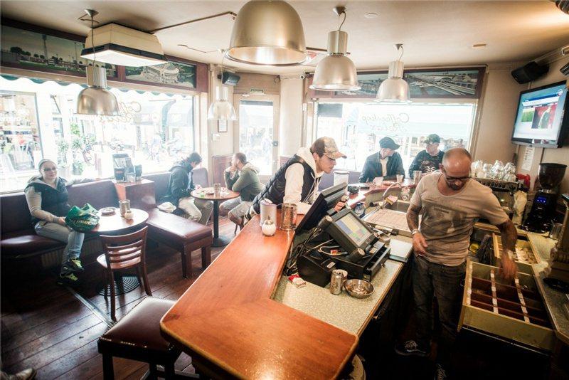 來阿姆斯特丹逛咖啡店吧! / 來源:pxhere